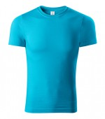 Boating T-shirt - 13 - turquoise
